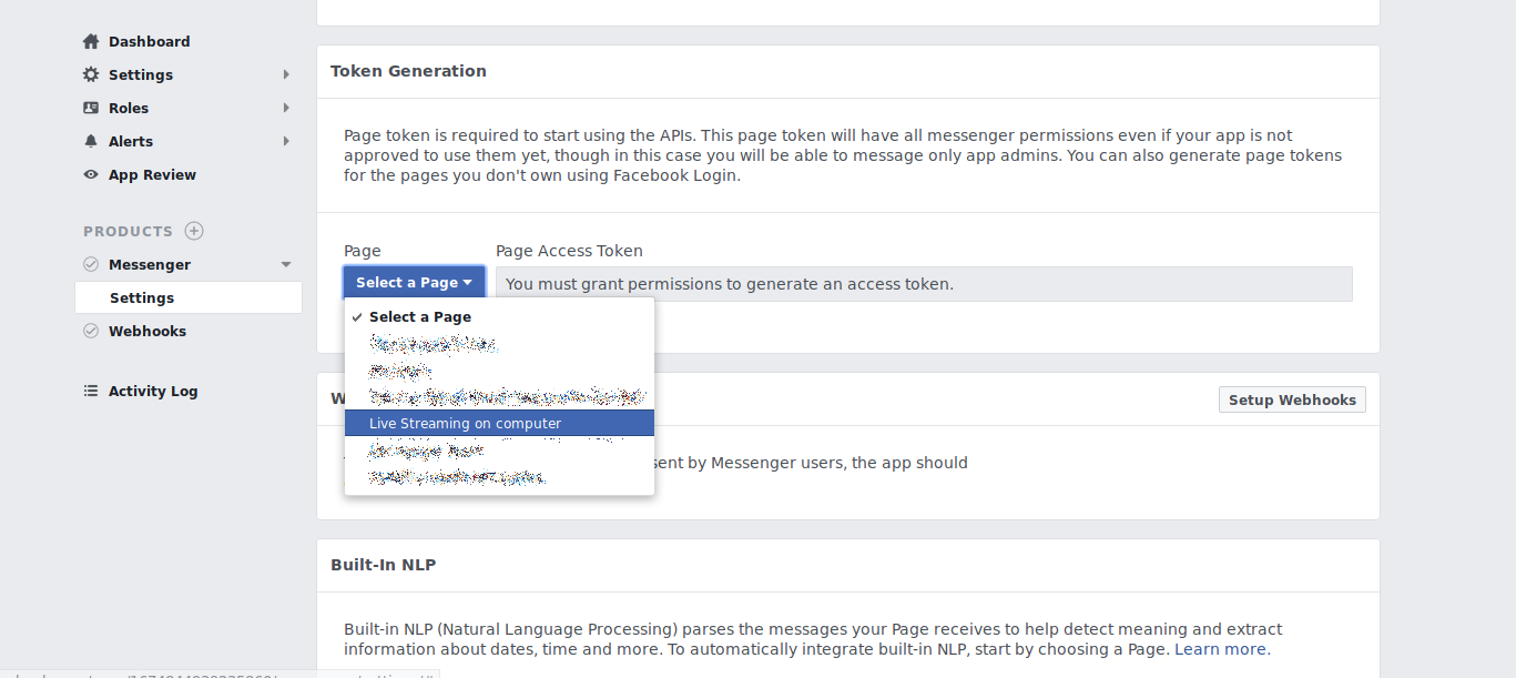 Simple chat bot facebook với aiohttp | Cùng học Python